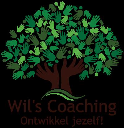 logo van Wil's Coaching.